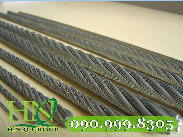 Galvanized-Steel-Messenger-Cable